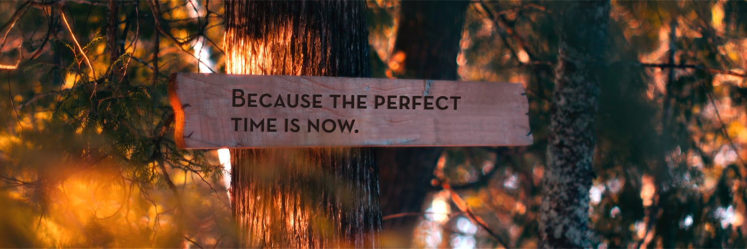 Because the perfect time is now – die Idee hinter Cari Thumbnail